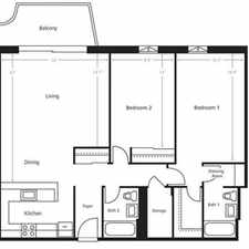 Rental info for $9999 2 bedroom Apartment in Marina District in the San Francisco area
