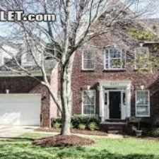 Rental info for $3900 4 bedroom House in Mecklenburg County Matthews in the Sardis Forest area