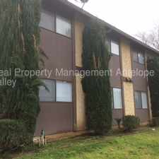 Rental info for Cute 2 bedroom - Section 8 accepted
