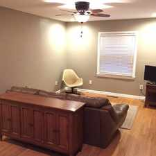 Rental info for Brick cape cod with fully fenced yard. in the Garden Springs area