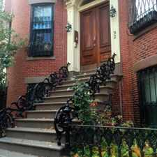 Rental info for Rutland Square in the Back Bay area