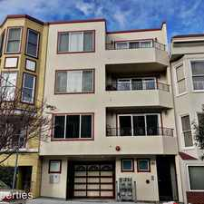 Rental info for 166 29th Street, Unit# 2 in the Noe Valley area