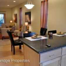 Rental info for 11012 SE Stark St. unit M in the Portland area