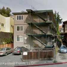 Rental info for 2821 Harrison Street - 12 in the Oakland area