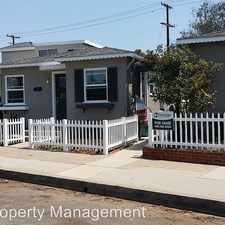 Rental info for 1605 Electric Ave - #7 in the Seal Beach area