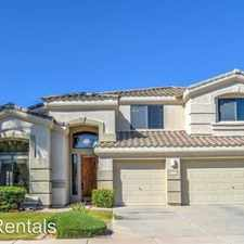 Rental info for 692 W Honeysuckle Dr