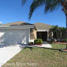 Rental info for 27842 Breakers Drive