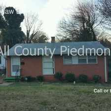 Rental info for 1925 Kennesaw Dr in the Oaklawn area