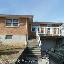 Rental info for 458 N. Morse Ave in the Liberty area