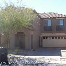Rental info for 1972 S Falcon Dr