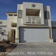 Rental info for 4637 Loma Linda Circle in the North Hills East area