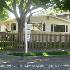 Rental info for 1428 Wright Street in the Santa Rosa area