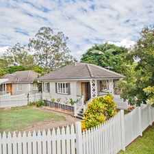 Rental info for Charming Character Cottage in Blue Chip Location in the Brisbane area