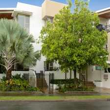 Rental info for GREAT UNIT IN FANTASTIC LOCATION in the Gold Coast area