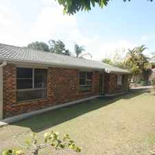 Rental info for PICTURE PERFECT FAMILY HOME in the Grafton area