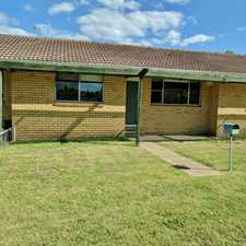 Rental info for Two Bedroom Unit - ONE WEEKS FREE RENT in the Tamworth area