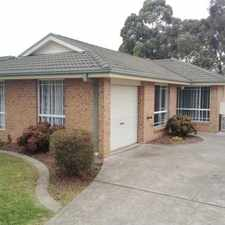 Rental info for Very Tidy Family Home