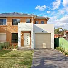 Rental info for Brand new duplex - Be the first one to grab - Close to Revesby and Padstow, TAFE and shops in the Padstow area