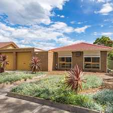 Rental info for 3 Bedroom Family Home in the Melbourne area