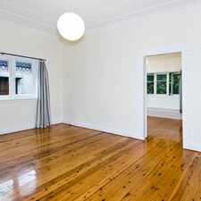 Rental info for Large One Bedroom Apartment in Sought After Location in the Sydney area