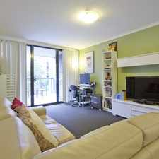 Rental info for Modern Two Bedroom Unit. in the Sydney area
