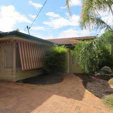 Rental info for Lovely Central Home! in the Perth area