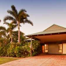 Rental info for A Stunner in Sunset Rise in the Broome area