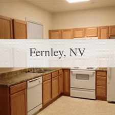 Rental info for Fernley - convenient location.