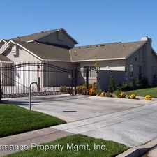 Rental info for 1227 W. Spruce Ave. in the Fresno area