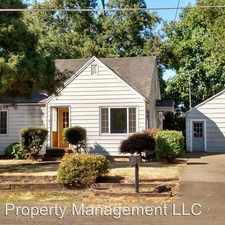 Rental info for 206 9th St
