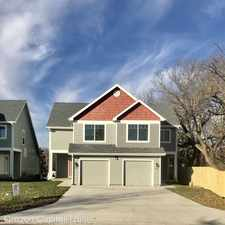 Rental info for 1403 SW Hillsdale St in the 66604 area