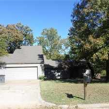 Rental info for House for rent in Tulsa. Washer/Dryer Hookups! in the Gilcrease Hills area