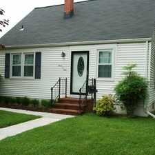 Rental info for 1209 Tupelo Pl in the Essex area