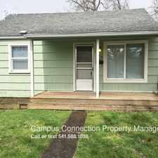 Rental info for 849 E 27th in the Eugene area
