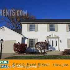 Rental info for 4537 Rosewood Court, in the Middletown area