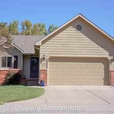 Rental info for 6534 E. 39th Ct. N. in the Wichita area
