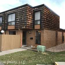 Rental info for 6480 Wright St in the 80004 area
