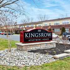 Rental info for Kingsrow in the Lindenwold area