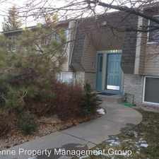 Rental info for 147 Brookfield Court - Unit B in the Cheyenne area