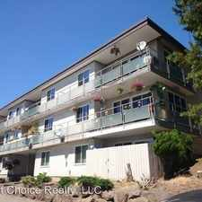 Rental info for 7919 35th Ave SW - Unit #103 in the Gatewood area