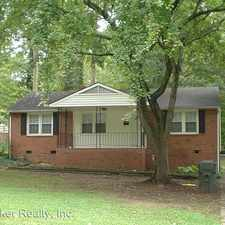 Rental info for 314 Robin Hood Drive