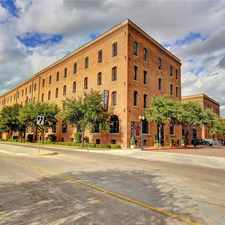 Rental info for The Marquis Downtown Houston Lofts