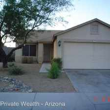 Rental info for 11842 W. Corrine Drive