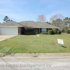 Rental info for 2195 Mansfield Court in the Navarre area