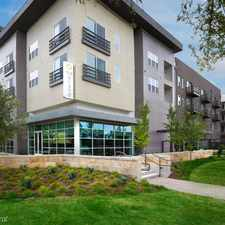 Rental info for 6080 Water Street Apt 1431-0 in the Plano area