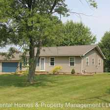 Rental info for 6451 Wagner Ave. in the Burton area