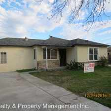 Rental info for 327 N Maple Ave