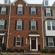 Rental info for 11654 EMERALD GREEN DR.