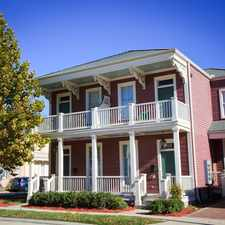 Rental info for River Garden on Felicity in the New Orleans area