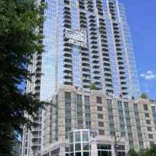 Rental info for 855 Peachtree St. in the Atlanta area